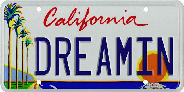 CA, DREAMIN copy