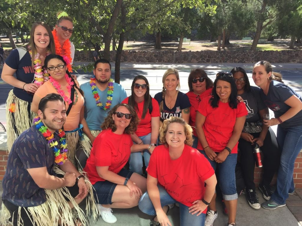 IHS Tucson Team Building